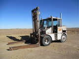 Mantech S/A Hay Pickup Machine,