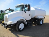 2012 International 8600 S/A Water Truck,