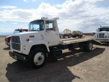 Ford L8000 T/A Equipment Haul Truck,