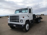 International 2275 T/A Equipment Haul Truck,