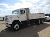 International T/A Dump Truck,