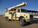 Freightliner FL80 T/A Bucket Truck,