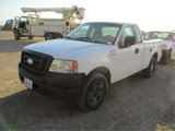 2006 Ford F150 Extra-Cab Pickup Truck,