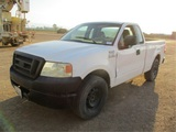 2007 Ford F150 Extra-Cab Pickup Truck,