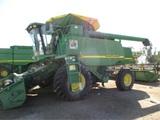 2005 John Deere 9650W Combine,