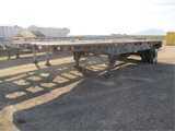 S/A Flatbed Trailer,