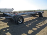 T/A Flatbed Trailer,