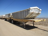Trailmobile S/A Grain Convertible Hopper Trailer,