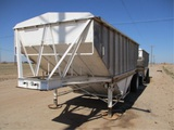 Titan S/A Grain Hopper Trailer,