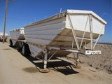 Beeler S/A Grain Hopper Trailer,