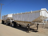 Midway Grain Hopper Trailer,