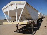 Bruce S/A Grain Hopper Convertible Trailer,