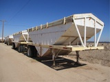 Trailmobile S/A Grain Hopper Convertible Trailer,
