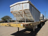 Marq S/A Grain Hopper Convertible Trailer,