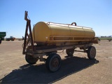 T/A Towable Water Tank Trailer,