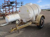 Towable S/A Water Tank Trailer,