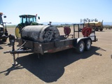 2011 Park T/A Equipment Trailer,