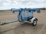 2004 Genie TML Towable Light Tower,