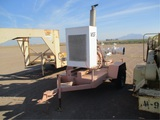 Cornell S/A Towable Water Pump,