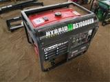 Durostar DS10000EH 10,000 Watt Hybrid Generator,