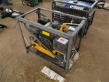 Powerland Gas Powered Vibratory Plate Compactor