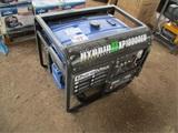 Duromax XP10000EH 10,000 Watt Hybrid Generator,