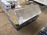 (2) Truck Bed Tool Boxes