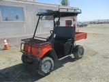 2008 American Sportworks Job Boss Utility Cart,
