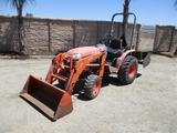 Kubota B3200 Utility Ag Tractor,