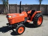 Kubota L2850F Utility Ag Tractor,