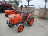Kubota L2500 Utility Ag Tractor,