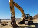 2007 Caterpillar 300D L Hydraulic Excavator,