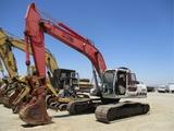 2005 Linkbelt 240 LX Hydraulic Excavator,