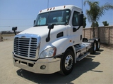 2015 Freightliner Cascadia T/A Truck Tractor,