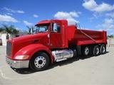 2013 Peterbilt 386 Super-10 Dump Truck,