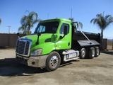 2013 Freightliner Cascadia Super-10 Dump Truck,