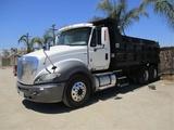 2011 International Prostar T/A Dump Truck,