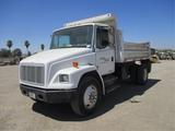 Freightliner FL70 S/A Dump Truck,