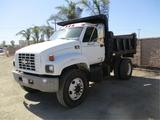 Chevrolet C6500 S/A Dump Truck,