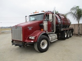 2013 Kenworth T800 T/A Water Truck,