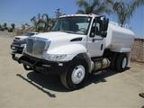 2013 International 4300 S/A Water Truck,
