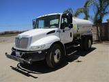 2007 International 4300 S/A Water Truck,