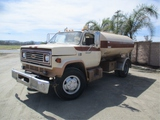 Chevrolet C60 S/A Water Truck,