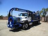 2012 International 7400 S/A Vacuum Truck,
