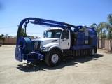 2007 International 7400 S/A Vacuum Truck,