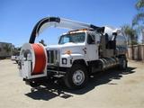 International 2554 S/A Vacuum Truck,