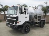 Mack MS200P S/A Vacuum Pump Truck,