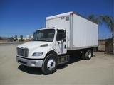 2014 Freightliner M2 S/A Van Truck,
