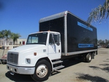 2001 Freightliner FL70 S/A Box Truck,