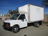 2010 Chevrolet Express S/A Van Truck,